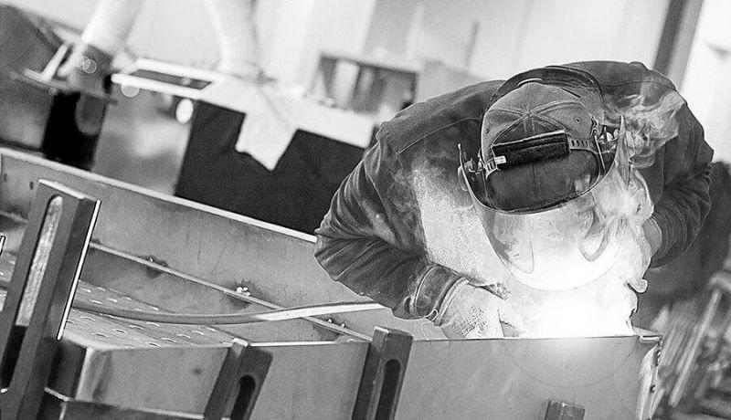 Wir Fertigen Schweissarbeiten Aller Art Fur Sie An Laserteileonline De